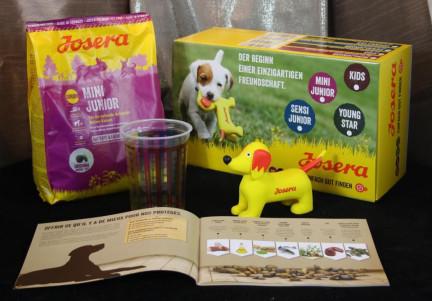 COFFRET CROISSANCE OFFERT produit recommandé par l'Élevage Canin Réa