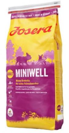 JOSERA MINIWELL produit recommandé par l'Élevage Canin Réa