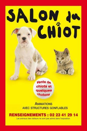 MB SYNERGIE - SALON DU CHIOT partenaire de l'Élevage Canin Réa