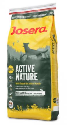 JOSERA ACTIVE NATURE produit recommandé par l'Élevage Canin Réa